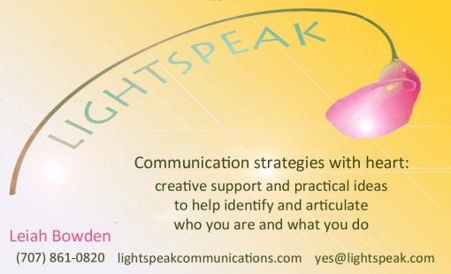 Lightspeak Strategic Communications